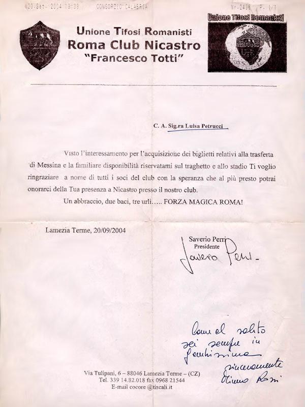 Roma Club Nicastro